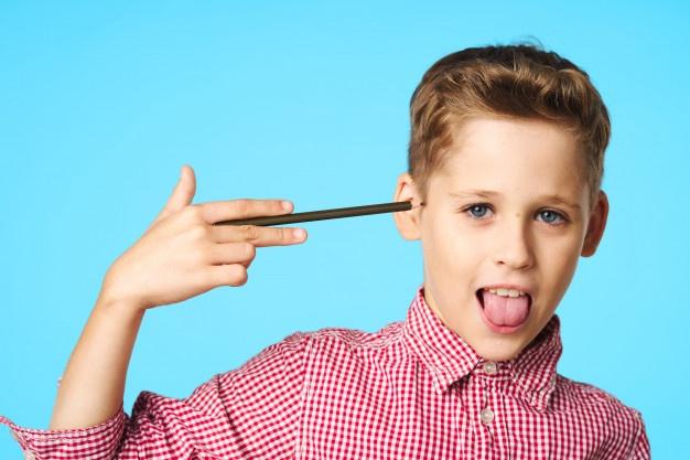 اختلال لکنت زبان در کودکان